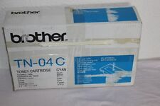 ORIGINAL BROTHER -  Cartouche de Toner TN 04 C CYAN - HL 2700 CN