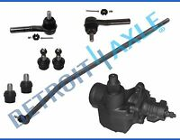 Complete 8pc Front Tie Rod and Gearbox Kit for 2006 Ford E-150 Cargo Van