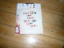 April Music Dazed & Confused Magazines