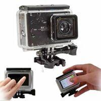 Waterproof Touch Screen Shell Protective Housing Case For Xiaomi Yi 2/4K Camera