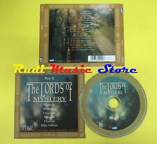 CD THE LORDS OF MYSTERY PART II compilation VANGELIS MORRICONE (C9) no lp mc dvd
