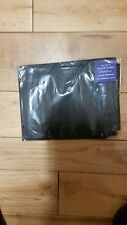 Soft Solid Color Satin Pillowcase Pillow Case Cover Standard Bed HomeDecor