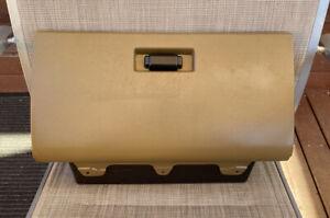 TOYOTA 1979-87 COROLLA KE70-AE71 COUPE-SEDAN GENUINE BROWN GLOVE BOX!! EC!!