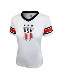 Mia Hamm Womens USA Soccer Jersey Size Medium Large XL or XXL USWNT Football New