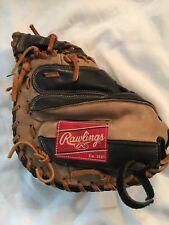 Rawlings Catcher's Mitt Lite Toe - Glove Fits Left Hand