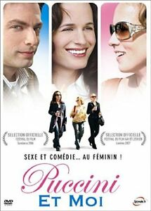 "DVD NEUF ""PUCCINI ET MOI"" film lesbien de Maria MAGGENTI"