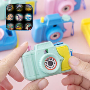 1pc Projektionskamera Lernspielzeug Kinder Cartoon Kamera Fotografie Baby SpiBPA