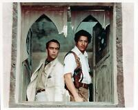 "BRENDAN FRASER & JOHN HANNAH in THE MUMMY PHOTO 10"" x 8"" QUALITY SATIN PRINT"