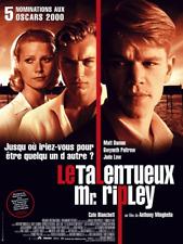 Poster Folded 47 3/16x63in The Talented Mr.Ripley (1999) Matt Damon New