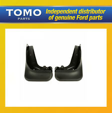 New Genuine Ford Focus 2011 Onwards Front Mudflap Kit. 1722673