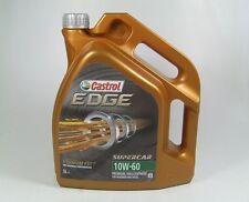 Castrol EDGE Supercar 10W-60 BMW M-Models, VW 501 01/ 505 00 / 5 Liter