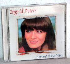 CD - INGRID PETERS - Komm doch mal´ rüber