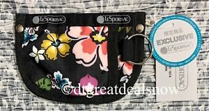 NWT LeSportsac RING COIN POUCH Hawaii Exclusive 7317 K530 Olina P1