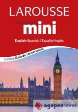 Larousse mini diccionario Inglés-español Español-inglés