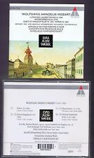 MOZART CD KYRIE/ MISSA BREVIS/ EVA MEI/ B.BONNEY/ NIKOLAUS HARNONCOURT