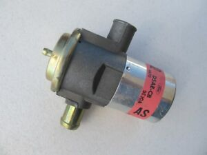 NEW - OUT OF BOX - OEM Ford D5AE-CB Thermactor Backfire Diverter Air Valve