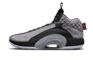 Jordan XXXV Smoke Grey Shoes Sneakers Trainer DJ6166-006 Size 12 Men's