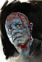 HELLRAISER Channard Clive Barker original art by Alex McVey  hellbound