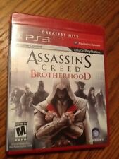 Assassin's Creed Brotherhood PS3 Brand New Factory Sealed