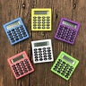 Mini Pocket 24 Digits Electronic Calculator Desktop Student School Supplies-