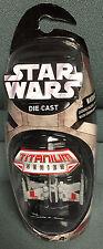 NEW Star Wars Titanium Series, Die Cast Metal - Rebel T-65 X-Wing Starfighter