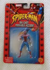Spider-Man Fist Boxing Glove Action Die Cast 2002 ToyBiz New Sealed Spiderman