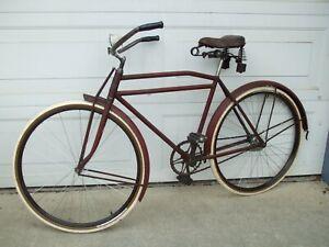 Antique Ben Hur Bicycle