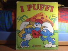 ALBUM I PUFFI Panini 1983  The Smurfs Peyo NON COMPLETO Mancano 9 Figurine