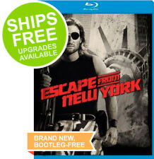 Escape from New York (Blu-ray, 2015) NEW, Sealed, Kurt Russell, Lee Van Cleef