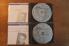 Fritz Wunderlich Clara Haskil [2 CD Alben / PHILIPS Sternstunde West Germany]