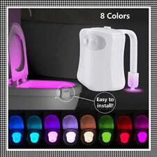 LED for night toilet lights motion detection toilet bowl light glowbowl bathroom