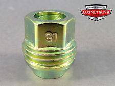 1- 12X1.5 DUAL Thread GM FACTORY STYLE Lug Nut 19mm Hex Open External Threaded