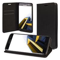 Samsung Galaxy S7 Edge G935 Coque de Protection Carte Portefeuille Housse Etui C