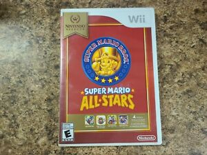 Super Mario All Stars (Nintendo Wii, 2011) No Manual