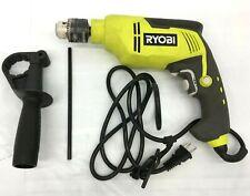 Ryobi D620h 58 62 Amp Heavy Duty Variable Speed Corded Hammer Drill Vg