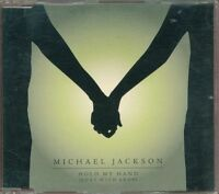 Michael Jackson - Hold my Hand 4 Tracks Cd Ottimo