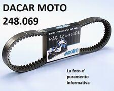248.069 CINTURÓN CAMBIADOR POLINI VESPA 250 GTS es decir, - Vespa 300 GTS - GTV