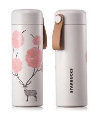 Korea Starbucks 2016 Autumn Stainless steel Woodland strap tumbler 355ml 1EA