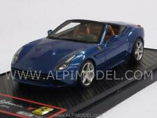 Ferrari California T 2014 open Metallic Blue 1:43 BBR BBRC139B