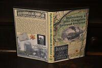 RUTLAND RAILROAD Ogdensburg &  Lake Champlain Railroad documentary DVD