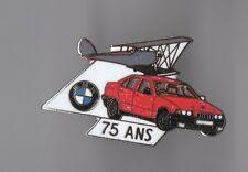 Pin's BMW / 75 ans (signé BMW & Démons et merveilles)