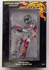 MINICHAMPS 312050086 - Valentino Rossi Sitting Figure MotoGP Valencia 2005  1/12