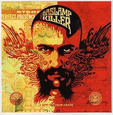 Gaslamp Killer Obey SHEPARD FAIREY Calcomanía 7x7 Nuevo Arte Callejero Graffiti