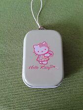 Laccetti cellulari Hello Kitty Kiss Portagioie Gadget Originali da Collezione