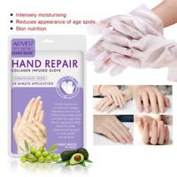 Moisture Whitening Cream Hands Gloves Skin Care Hand Mask Wax Exfoliating Mask