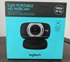 LOGITECH C615  HD 1080p Webcam w/ Autofocus    ****Ships NOW******