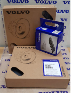 Genuine Volvo Front Brake Discs & Pads S60/V70/XC90 316mm