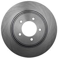 Disc Brake Rotor-Non-Coated Front ACDelco Advantage 18A2352A