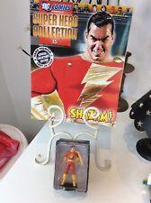 SHAZAM EAGLEMOSS DC COMICS ORIGINAL HAND PAINTED LEAD FIGURINE OFFICIAL 2008 NEW