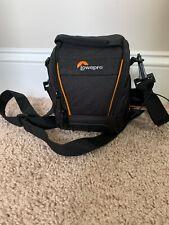 Camera Bag Lowepro Adventura SH 100 II Shoulder Bag (Black) LP36866 New!